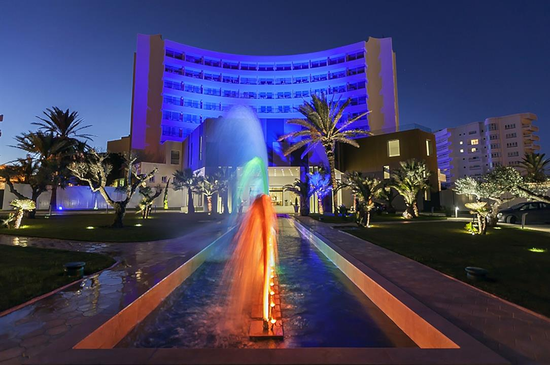 Sousse Pearl Marriott Resort & Spa - Standard City View Room